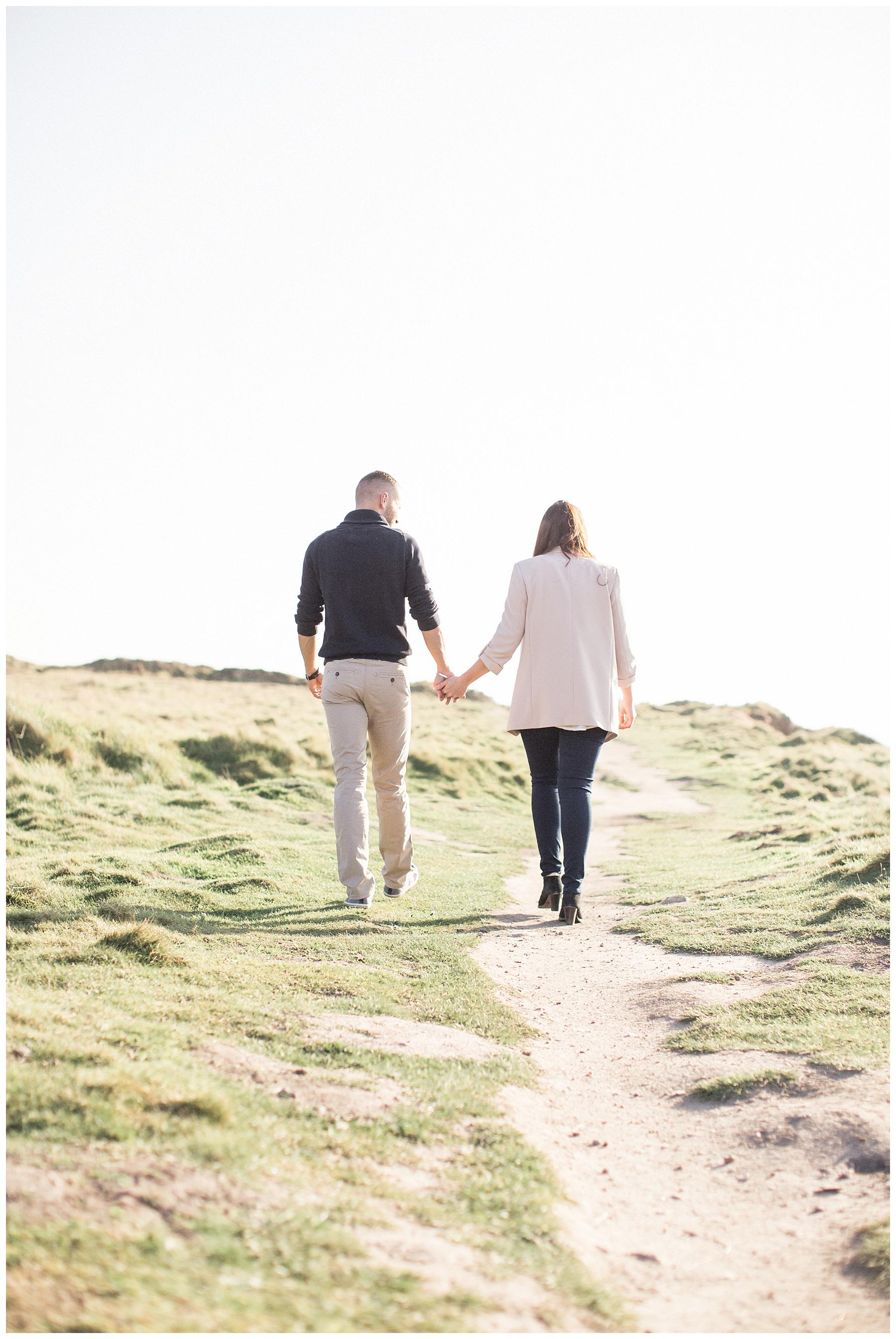 Marie-Alice G-Photographe couple fiancailles valognes cherbourg manche normandie - photographe mariage france_0018