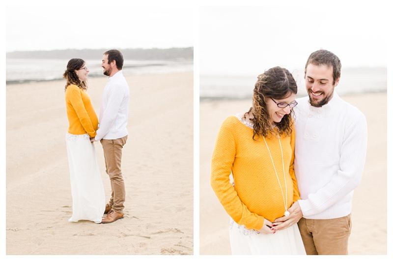 photographe-maternité-grossesse-plage-avranches-couple-